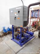 Cardinal Pump Centrifugal Pump Skid with 3 Pumps-Available After 12/15/20