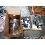 Lot of 3 Unused Electric Motors