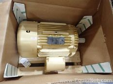 Unused Baldor 25 HP Electric Motor