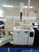 Shimadzu GC-2010 Gas Chromatograph with AOC-5000 Auto Injector