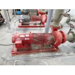 Lot of 2 Bell and Gossett 30 HP Centrifugal Pumps