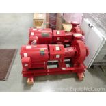 Lot of Unused 2 Bell and Gossett e-1510 Centrifugal Pumps