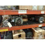Lot of 10 Unused Electric Motors - 0.5 to 5.0 HP