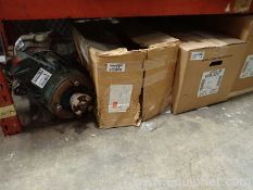 Lot of 9 Unused Electric Motors - 3.0 to 10.0 HP