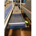 "HFA 14"" x 19' Cleated Belt Conveyor"