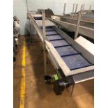 "HFA 16"" x 16' Cleated Belt Conveyor"