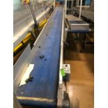 "HFA 15"" x 20' Cleated Belt Conveyor"
