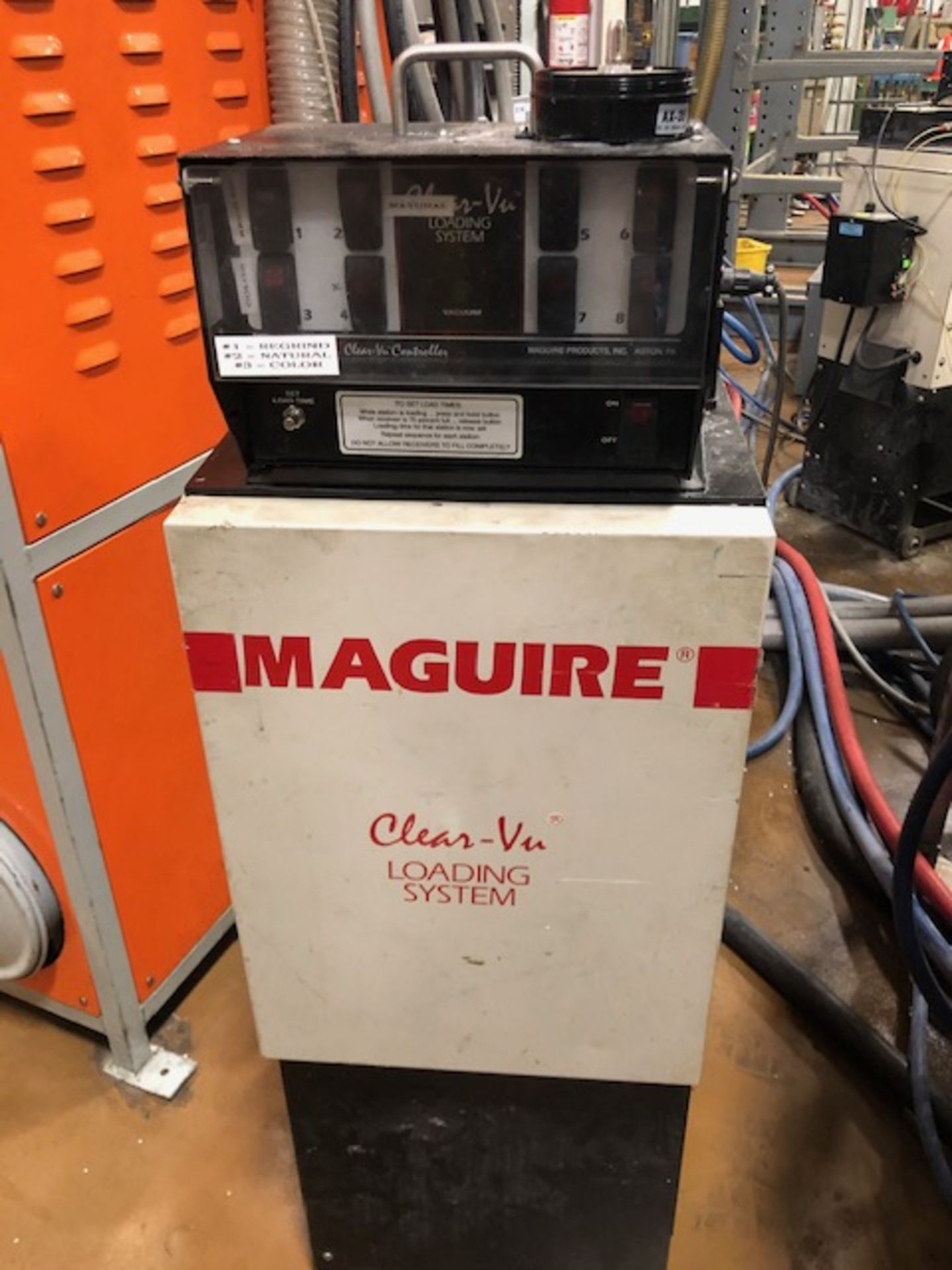 Lot 13 - Maguire MLS-180 Loading System