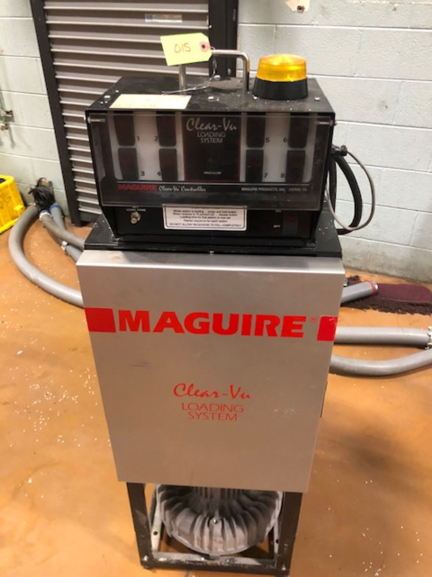 Lot 15 - Maguire MLS-580 Loading System