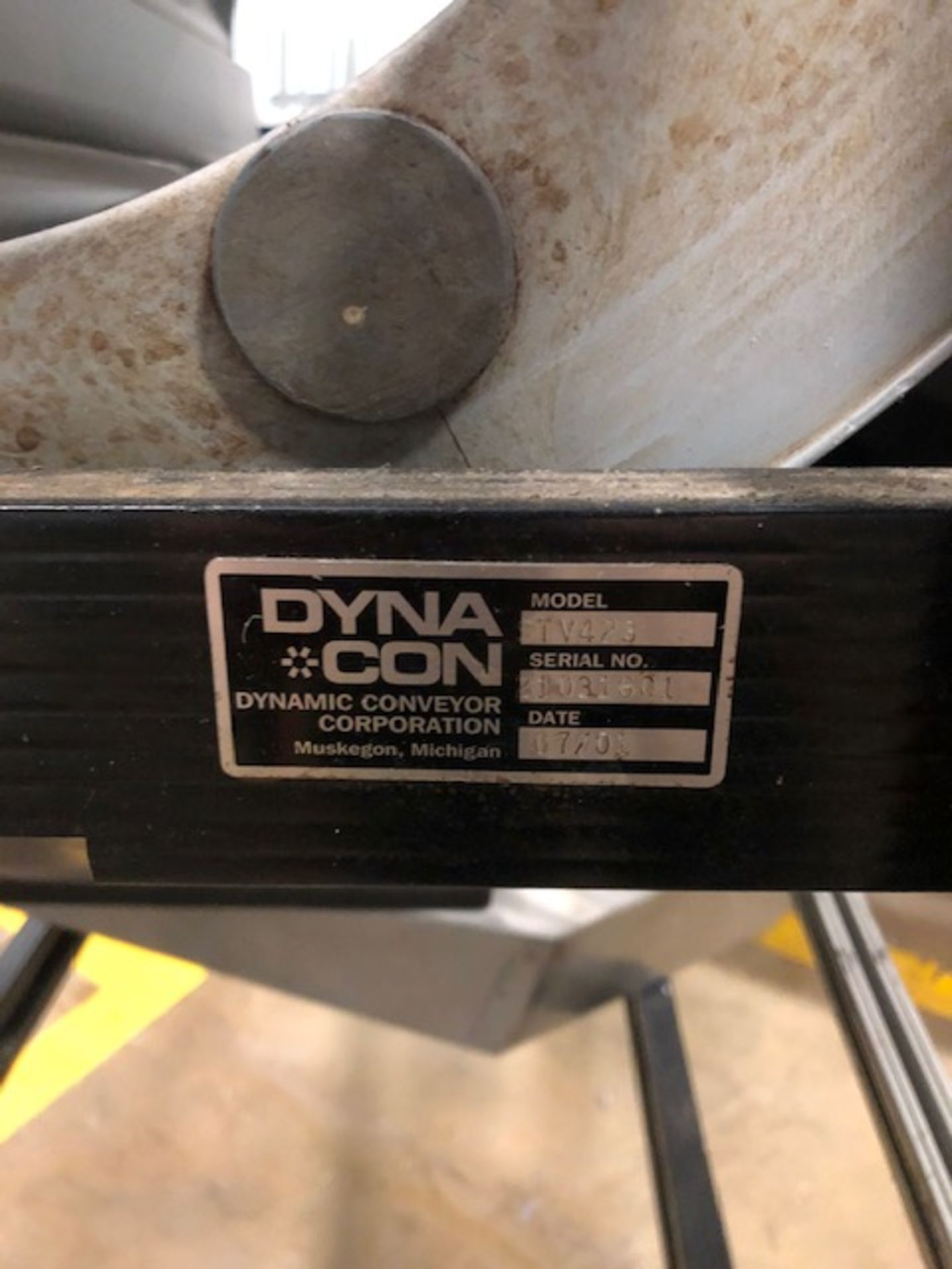 "Lot 22 - Dyna Con Model STV 423 15"" Tumbler"