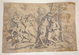 Giovanni Cesare Testa (Italien ca,1630-1655), nach Pietro Testa ( Lucca 1612-1650 Rome),Giovanni
