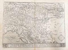 Schlavoniae , Kroatien , Carniae , Istrien , Bosniae, Nova , benachbarte Regionen , Augustino