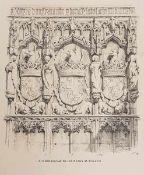 Wilhelm Gail (* 7. März 1804 in München; † 26. Februar 1890 ebenda), Konvolut aus 5 Stück