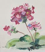 Luis Alton *(Krumau 1894-1972 Innsbruck,) Blumenstilleben,Aquarell auf Papier, signiert: L. Alton,