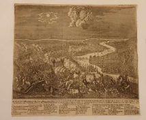 Wahrhafte Darstellung der glücklichen Schlacht und Victori der Kaiser in Italien bei Quistello,