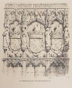 Wilhelm Gail (* 7. März 1804 in München; † 26. Februar 1890 ebenda), Konvolut aus 5 Stück L