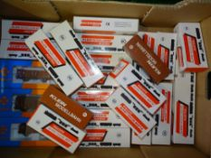 HO Gauge: A quantity of European Outline wagons by ROCO and KLEIN MODELBAHN - G/VG in G/VG boxes (