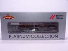 OO Gauge: A BACHMANN 31-930 Midland Compound Steam locomotive - Numbered 1000 - MR Maroon Livery -