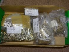 OO Gauge Model Railways: A large quantity of WRENN valve gear for the Royal Scot and City Class