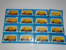 OO Gauge Model Railways: A group of AIRFIX wagons (including some split from the Dr X Adventure Set)