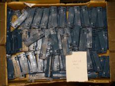 OO Gauge Model Railways: A quantity of WRENN plastic body shells for the Class 08 Diesel Shunter all