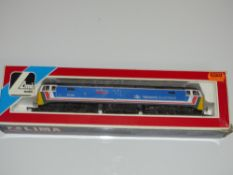 OO Gauge Model Railways: A LIMA Class 47 Diesel locomotive in Network SouthEast livery 'Great
