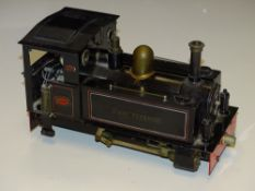 SM32/G Scale Model Railways: A ROUNDHOUSE ENGINEERING live steam 0-4-0 locomotive 'Lady
