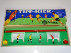 An interesting World Cup 1966 Game by TIPP-KICK - A German company - in the Subbuteo style but