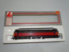 OO Gauge Model Railways: A LIMA Class 47 Diesel locomotive in RES Livery 'Crewe Diesel Depot' - VG