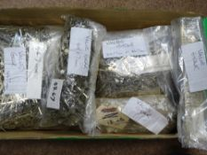 OO Gauge Model Railways: A large quantity of mixed valve gear for various WRENN steam