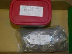 OO Gauge Model Railways: A large quantity of WRENN spare parts: including wheels and trailing bogies