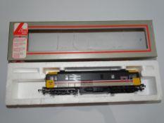 OO Gauge Model Railways: A LIMA Class 73 Electro-Diesel locomotive in BR Intercity Livery '