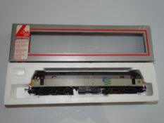 OO Gauge Model Railways: A LIMA Class 47 Diesel locomotive in Railfreight Sector grey livery '