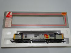 OO Gauge Model Railways: A LIMA Class 37 Diesel locomotive in Railfreight Sector Livery numbered