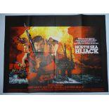 "NORTH SEA HIJACK (1980) - UK Quad Film Poster - 30"" x 40"" (76 x 101.5 cm) - Folded"