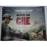 Group of mixed Film Posters to include: CHE; APPALOOSA (X3 identical) and CONTROL 2007 UK Quad