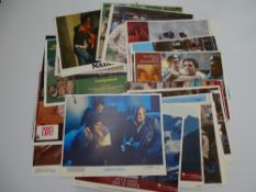 A group of mixed US / International Lobby Cards: titles include: GREMLINS; SHORT CICUIT;