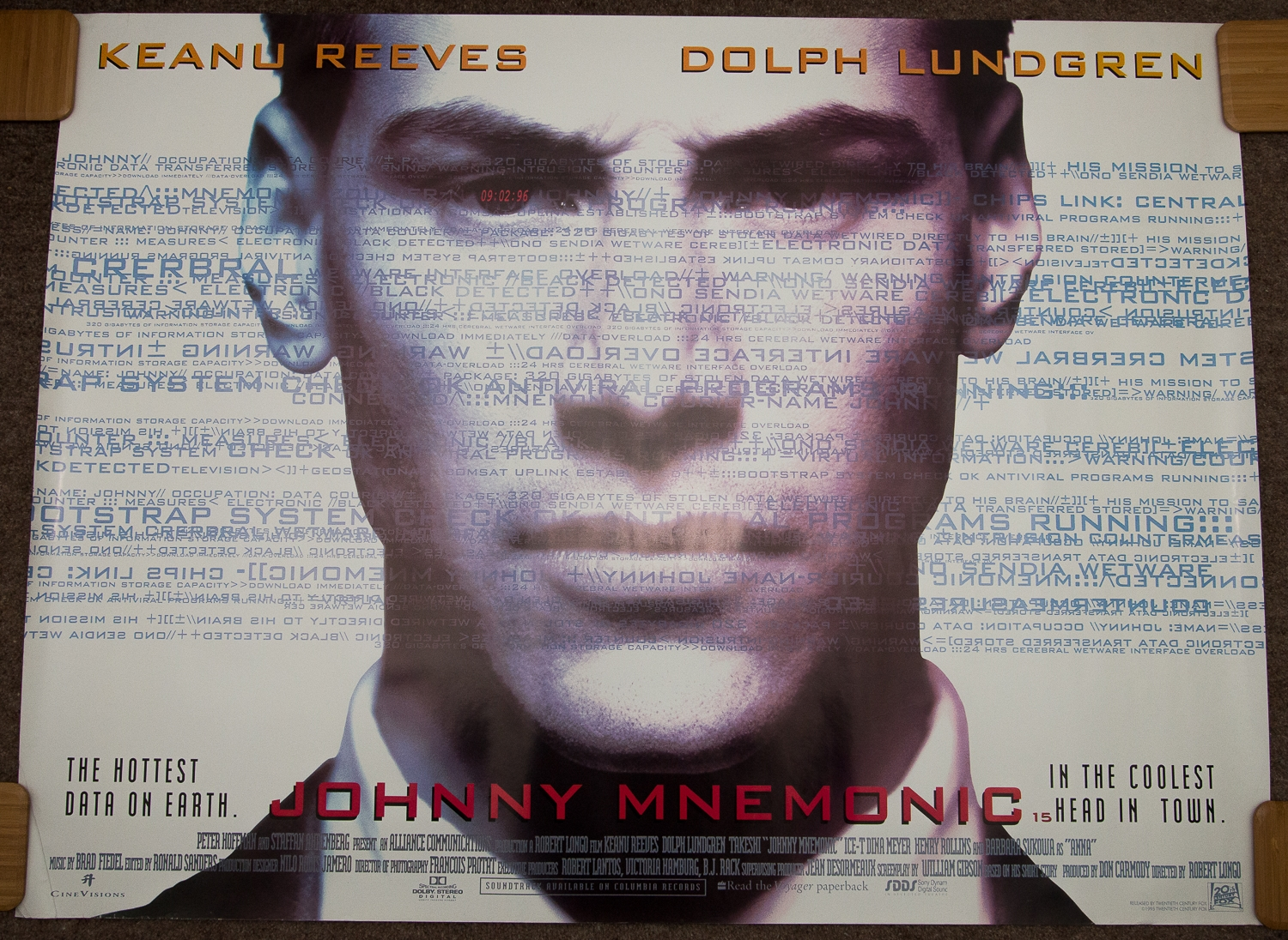 Group of mixed 1990s UK Quad Film Posters to include: THE UNBEARABLE LIGHTNESS OF BEING (1988); - Image 8 of 11