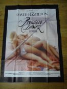 "PREMIERS DESIRS (1983) - French 'Grande' Affiche movie poster 46"" x 63"" (117 x 160 cm)"