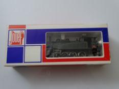 HO GAUGE MODEL RAILWAYS: A JOEUF French Outline 040.TA Class steam locomotive - G/VG in G box