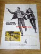 BUTCH CASSIDY ET LE KID (BUTCH CASSIDY AND THE SUNDANCE KID) (1970) - French 'Grande' Affiche