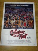 THE WARRIORS (1955) - French Grande plus 6 x French lobby cards (7)