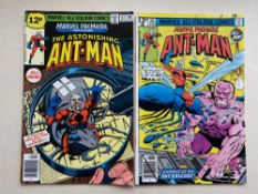 MARVEL PREMIERE #47 & 48 - ANT MAN (Lot of 2) - (1979 - MARVEL - Pence Copy) - Two part story with