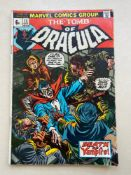 TOMB OF DRACULA #13 - (1973 - MARVEL - Pence Copy) - Origin of Blade the Vampire Slayer - Gene Colan
