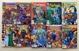 FANTASTIC FOUR, FANTASTIC FOUR 2099, AVENGERS, SPIDER-MAN, ALPHA FLIGHT, POWER PACK - (40 in