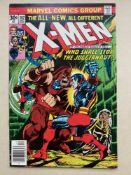 UNCANNY X-MEN #102 - (1976 - MARVEL - Cents Copy) - Storm's origin (partial) is revealed -