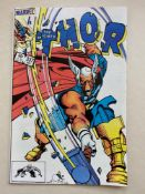 THOR #337 - (1983 - MARVEL - Cents/Pence Copy) - First appearance of Beta Ray Bill (cover and story)