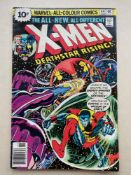 UNCANNY X-MEN #99 - (1976 - MARVEL - Pence Copy) - First appearance Black Tom Cassidy - Sentinels