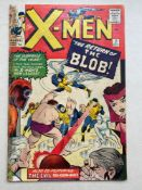 UNCANNY X-MEN #7 - (1964 - MARVEL - Pence Copy) - First appearance of Cerebro - Magneto and the