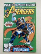 AVENGERS #196 - (1980 - MARVEL - Pence Copy) - Origin and first full appearance of Taskmaster, the